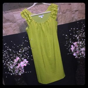 Gorgeous Lime Green Dress—Why is it not yours yet?